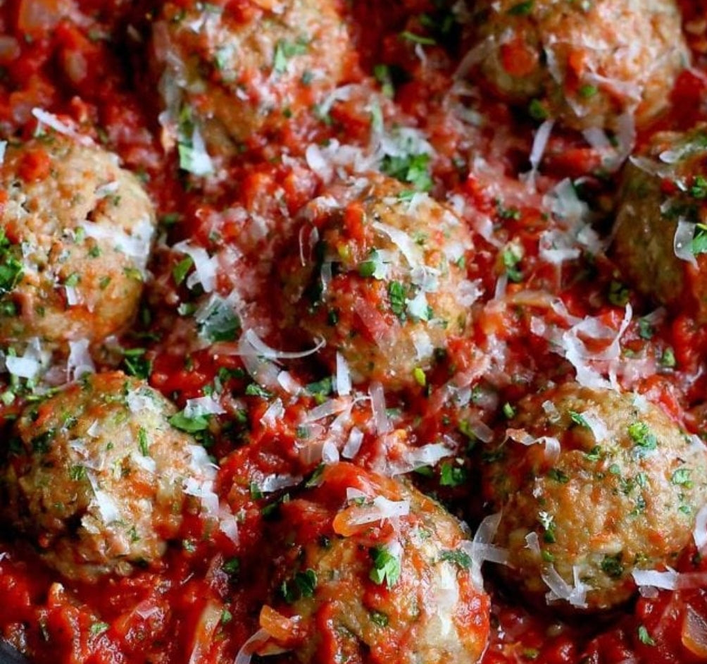 Turkey Meatball, Appetizer