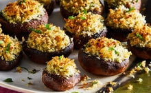 Load image into Gallery viewer, Stuffed Mushrooms, Appetizer