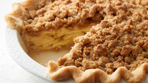 Apple Streusel Pie, Dessert