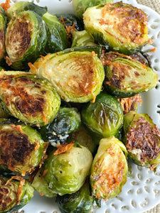 Roasted Brussel Sprouts, Side