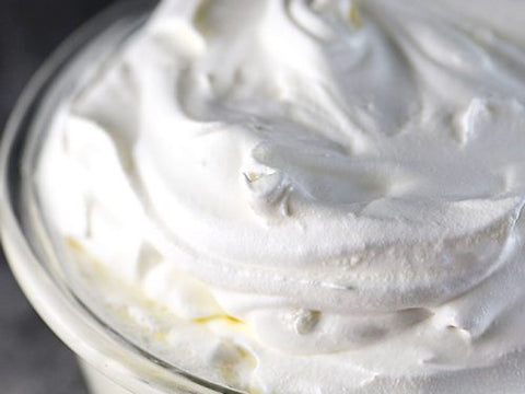 Fresh Vanilla Whipped Cream, Dessert