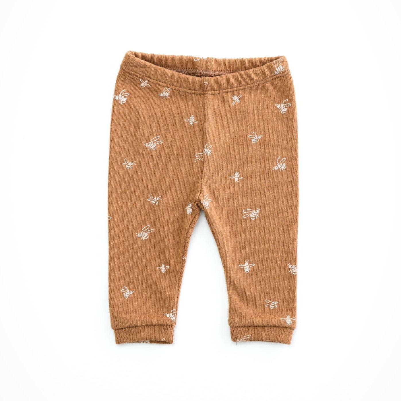 PLAY UP Leggings Jersey mit Bienen Print Organic Cotton