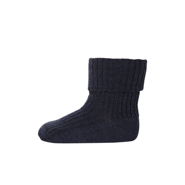 mp Denmark Socken Baby Ankle Rib Turn Wolle