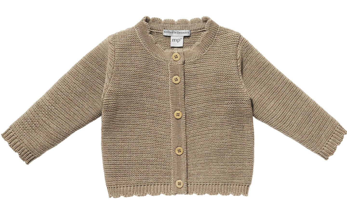 mp Denmark Delicate Cardigan Wolle