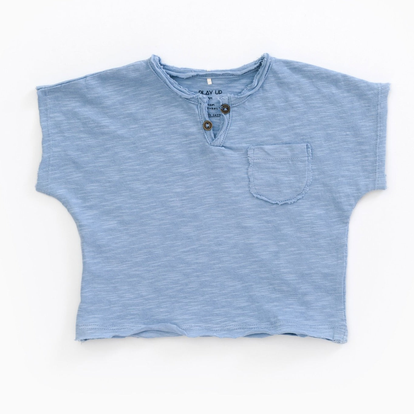 PLAY UP T-Shirt Jersey  kurzarm Organic Cotton