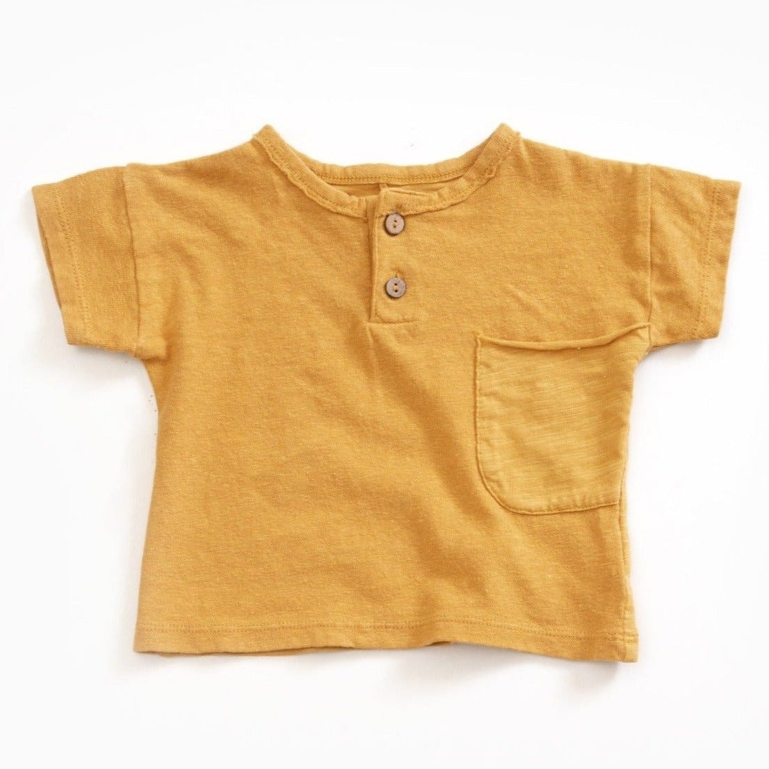 PLAY UP T-Shirt Jersey Organic Cotton/ Leinen