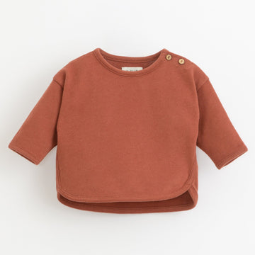 Play Up Jersey Sweater Organic Cotton