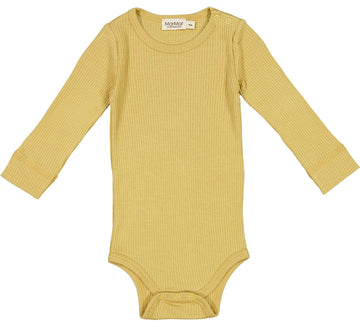 MarMar Plain Body Langarm Tencel/ Cotton Mix