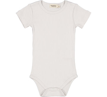 MarMar Plain Body Kurzarm Tencel/ Cotton Mix