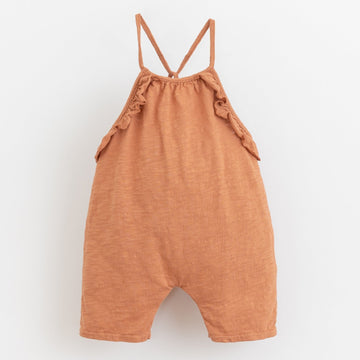 PLAY UP Jersey Jumpsuit Organic Cotton