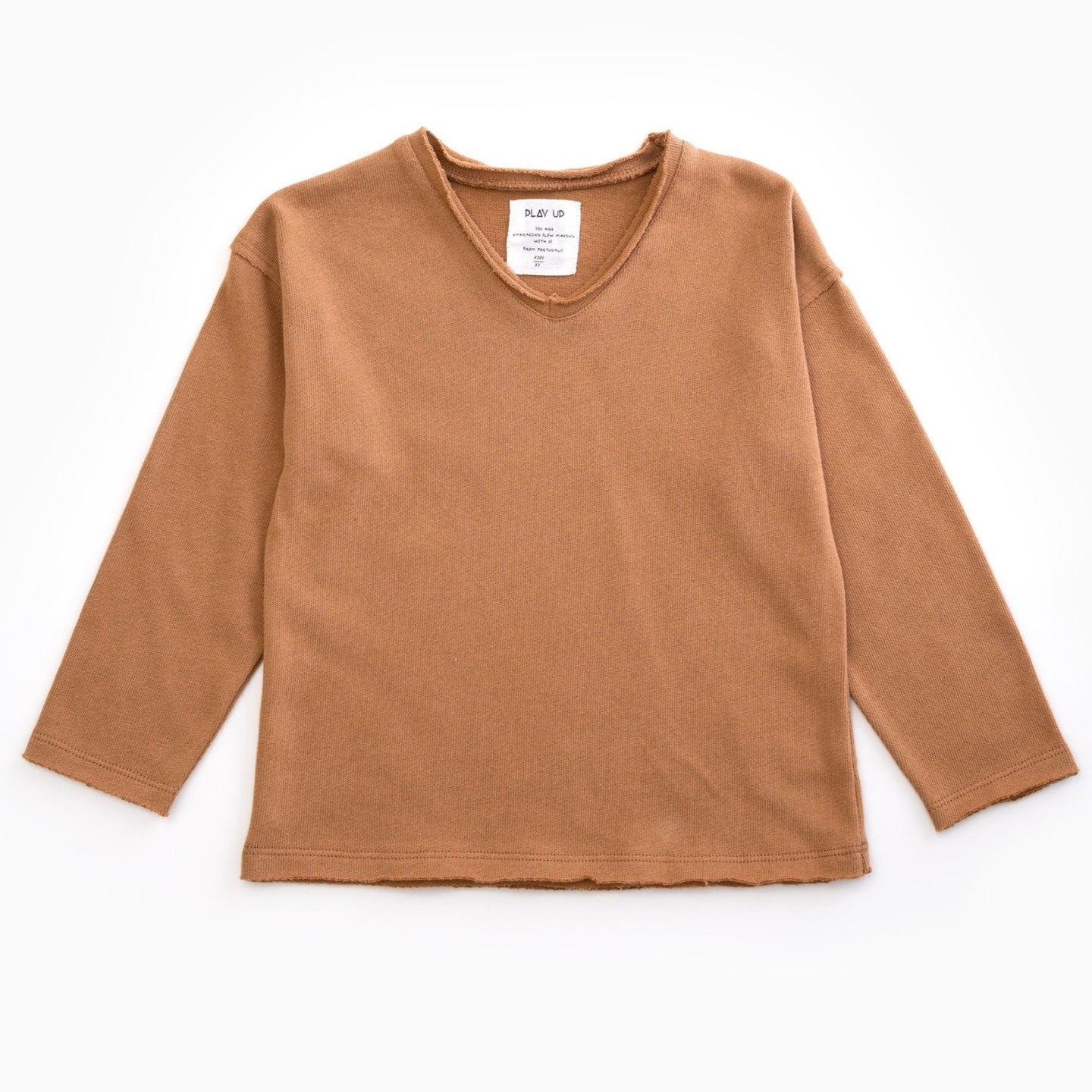 PLAY UP Langarm-Shirt Jersey Organic Cotton