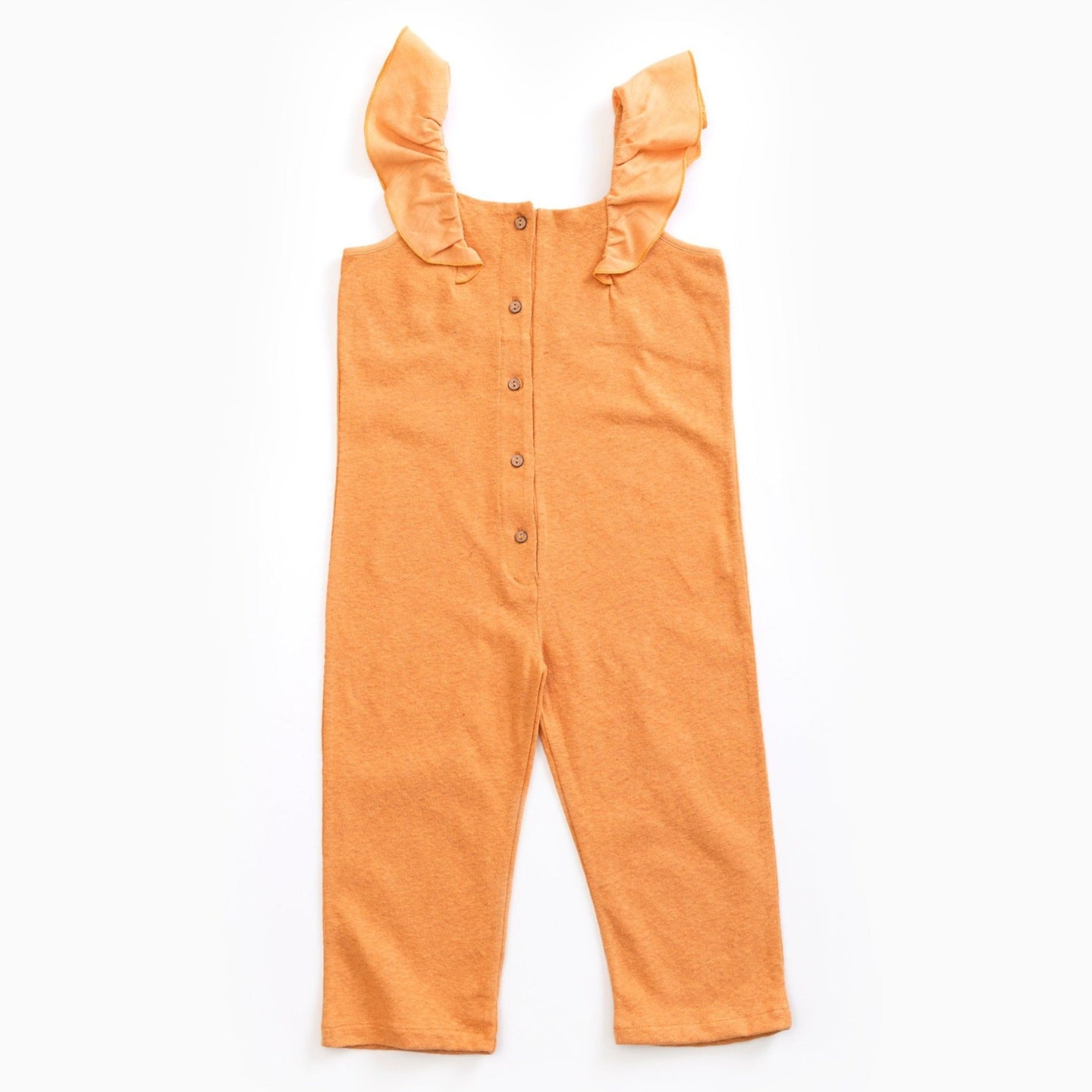 PLAY UP Jumpsuit Jersey mit Volants