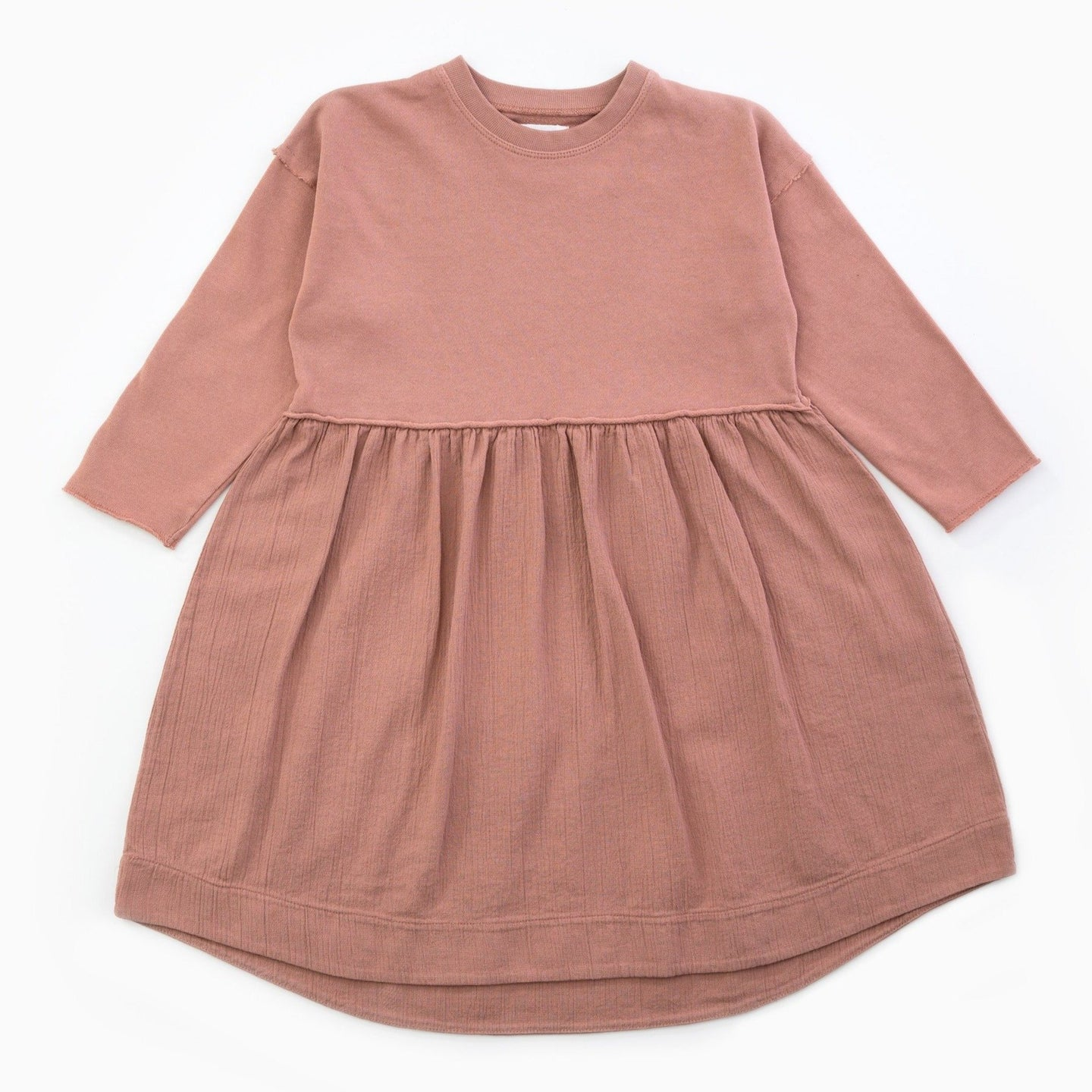 PLAY UP Kleid Mixed Organic Cotton