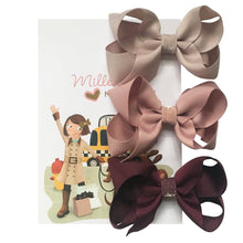 Laden Sie das Bild in den Galerie-Viewer, Milledeux Hairclip New York Gift Set 3er Pack