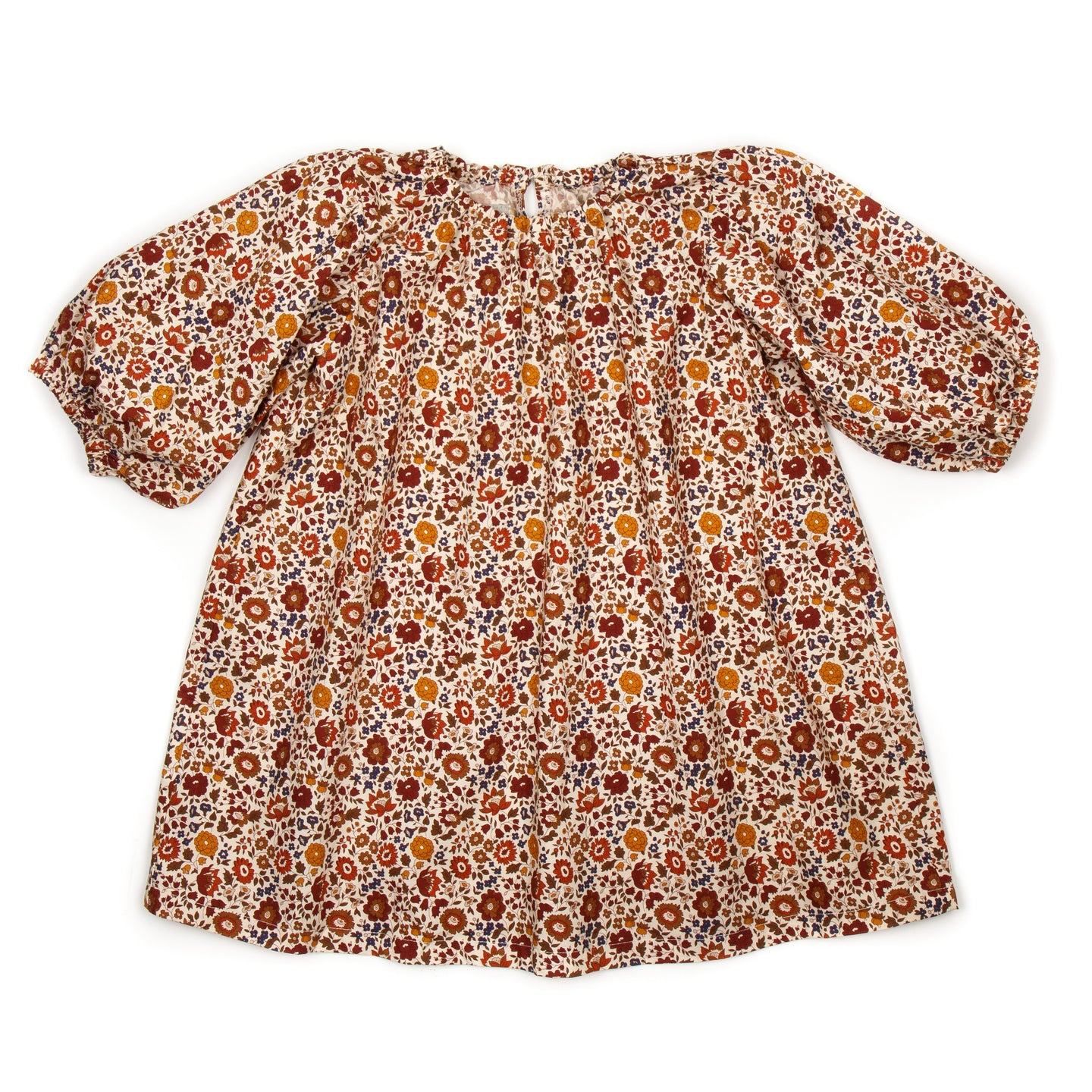 Huttelihut Kleid Liberty London Cotton