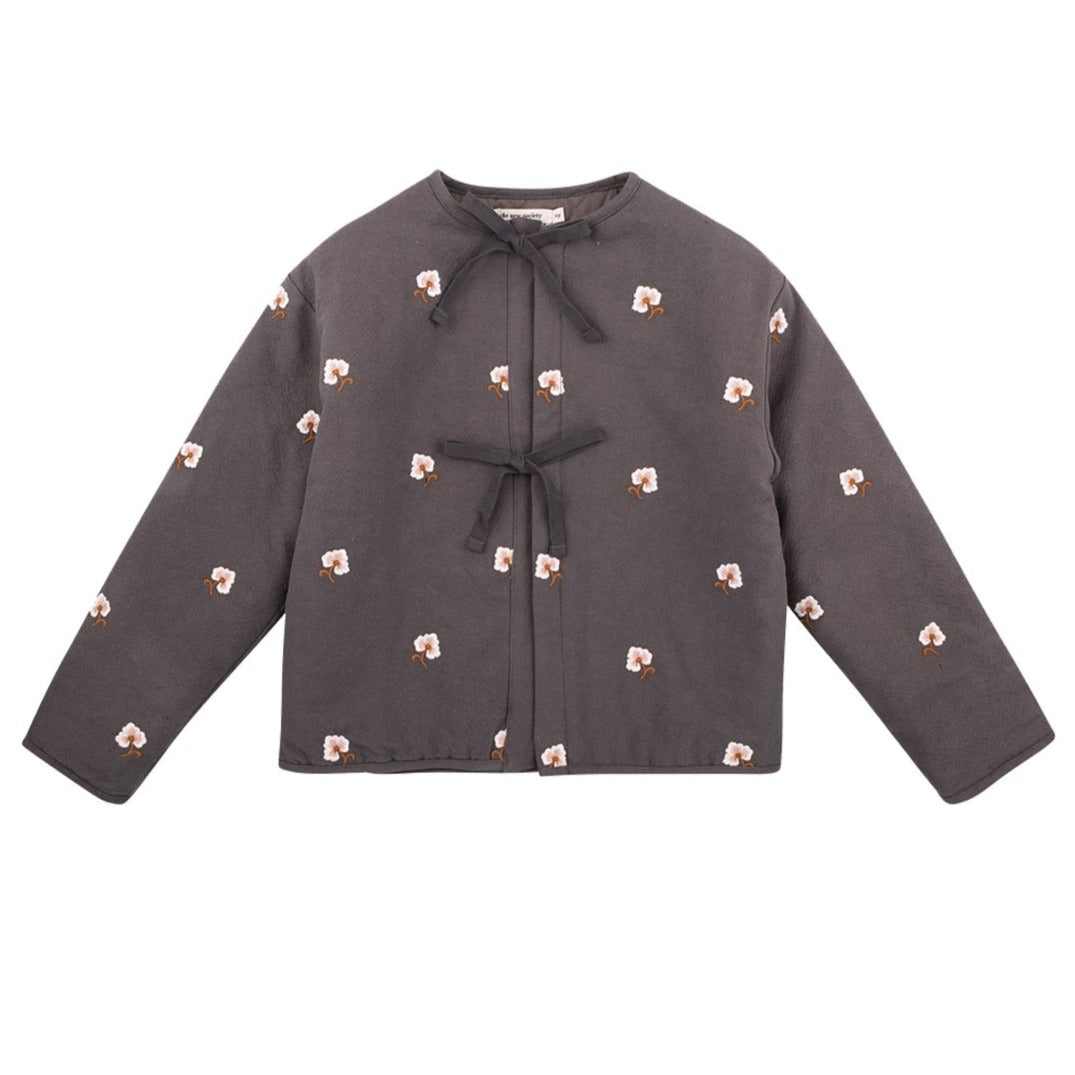 The New Society Steppjacke Agnes Organic Cotton