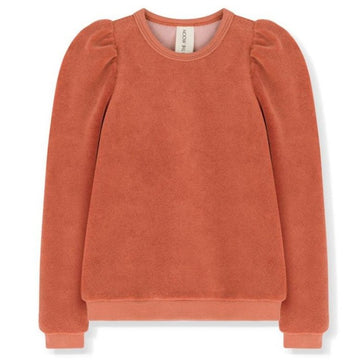 Kids on the Moon Pullover Puff Cotton