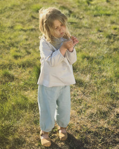 As We Grow Bluse mit Volants Organic Cotton