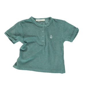 Fin & Vince T-Shirt Frottee Organic Cotton