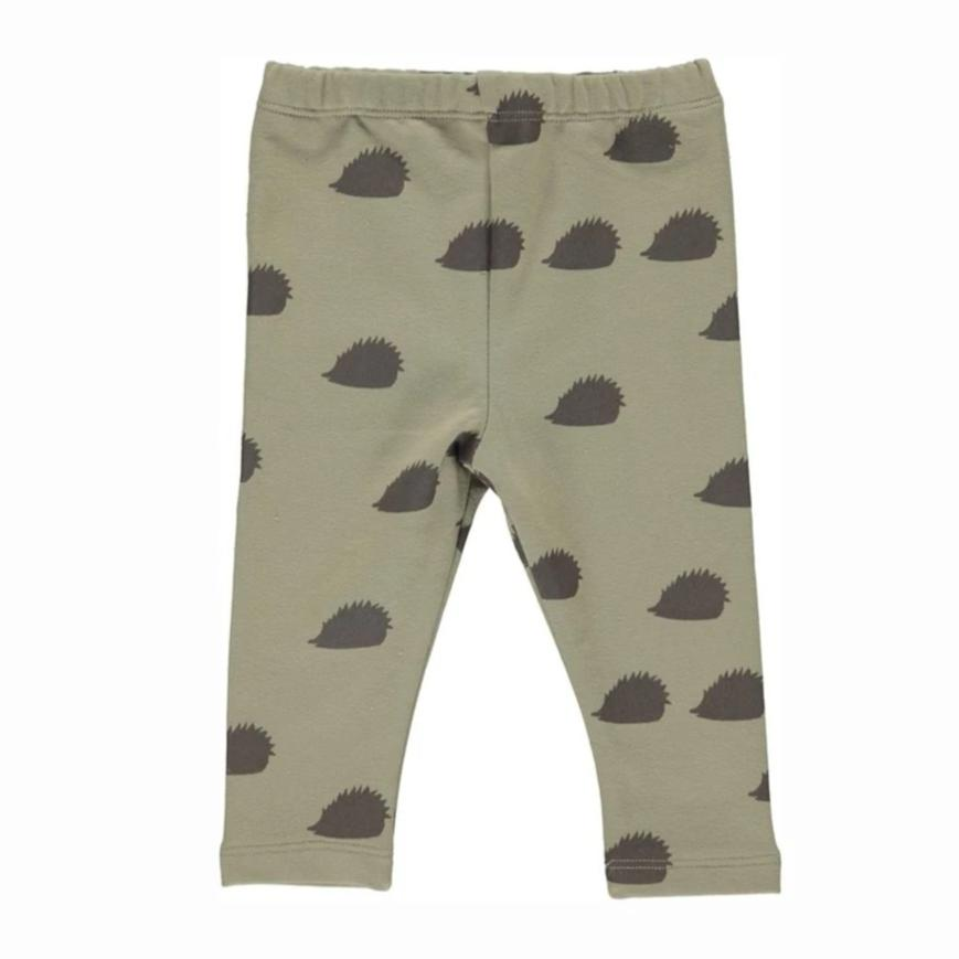 Gro Leggings Malak mit Igel Print Cotton