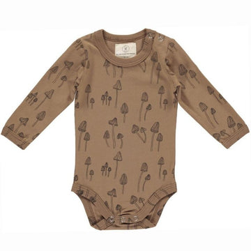 Gro Body Sol mit Pilz Print Cotton