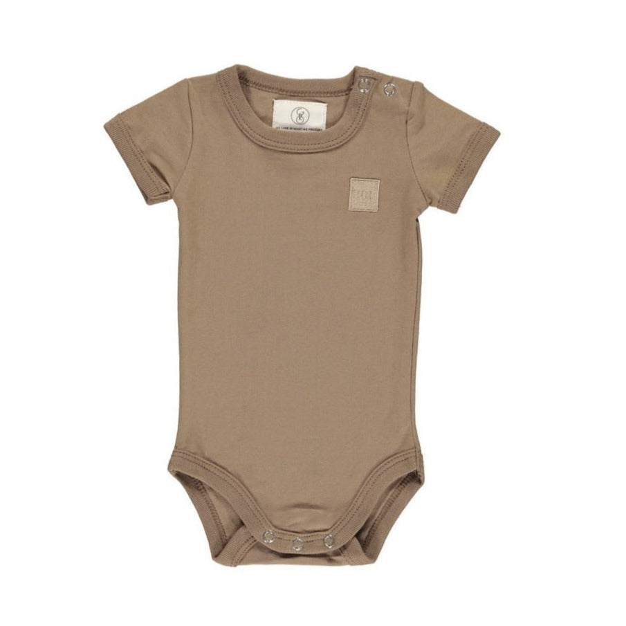 Gro Body Albi kurzarm Cotton