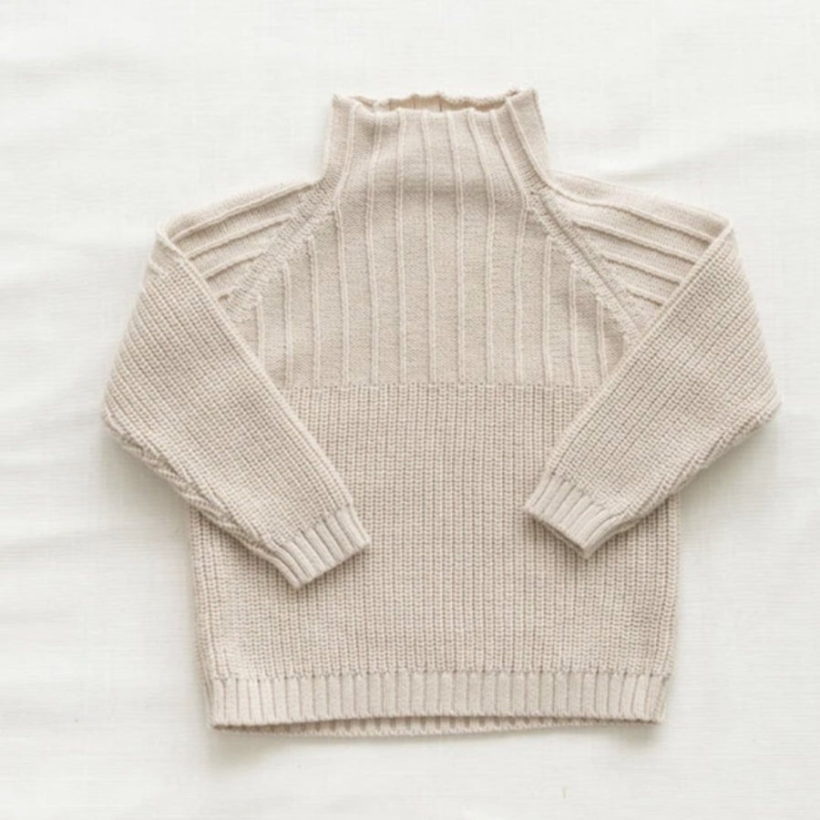 Fin & Vince Strick Pullover Cotton