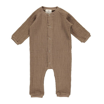 Gro Jumpsuit Villy Cotton Musselin