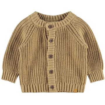 Lil`Atelier Grobstrickcardigan NBMIMILIO Organic Cotton