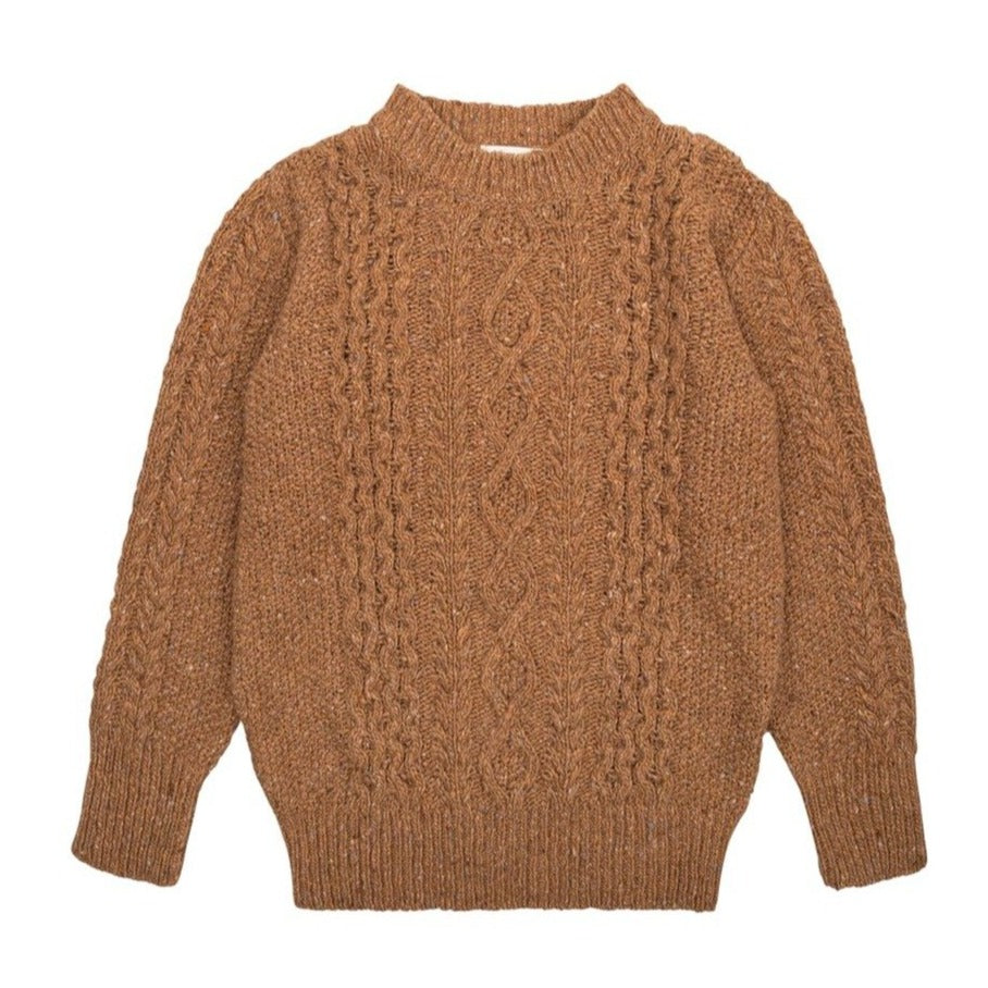 The New Society Strickpullover Noel Wolle