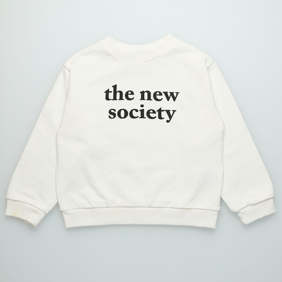 The New Society Sweater Basic Organic Cotton