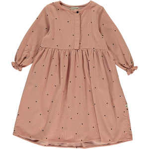 My Little Cozmo Kleid Feincord Dots Cotton