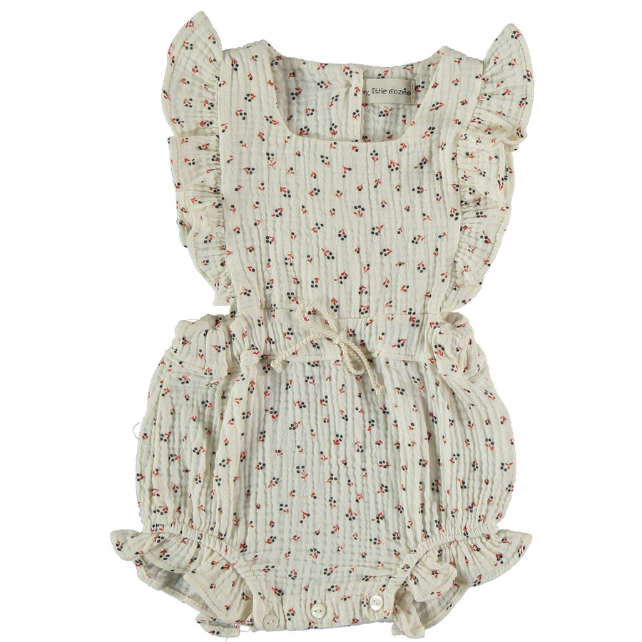 My Little Cozmo Baby Jumpsuit Emma Organic Cotton Musselin