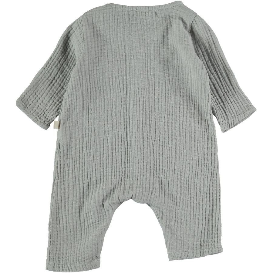 My Little Cozmo Jumpsuit Noah Organic Cotton Musselin