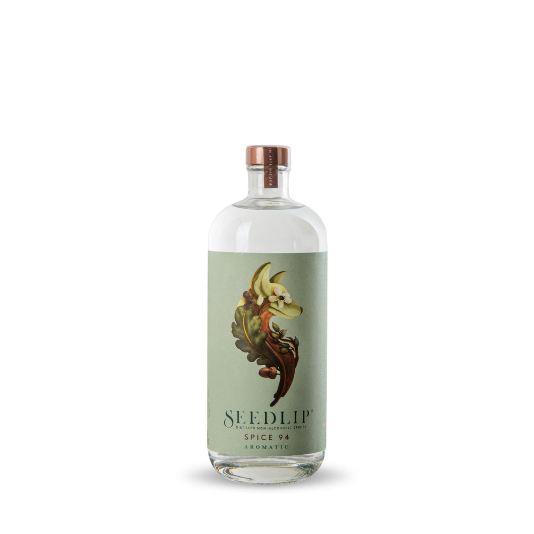 Seedlip Spiced