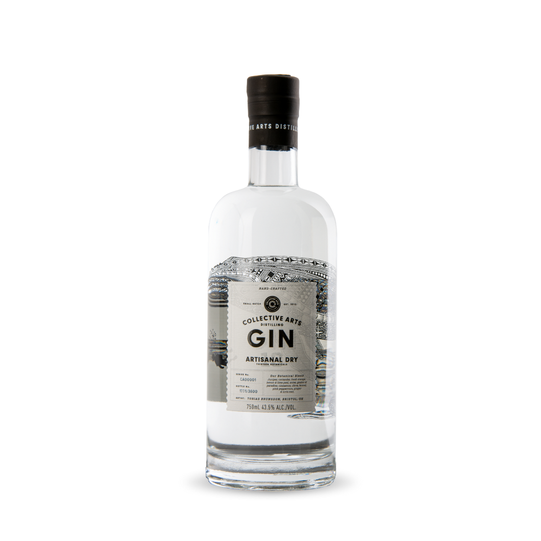 Collective Arts Artisanal Dry Gin