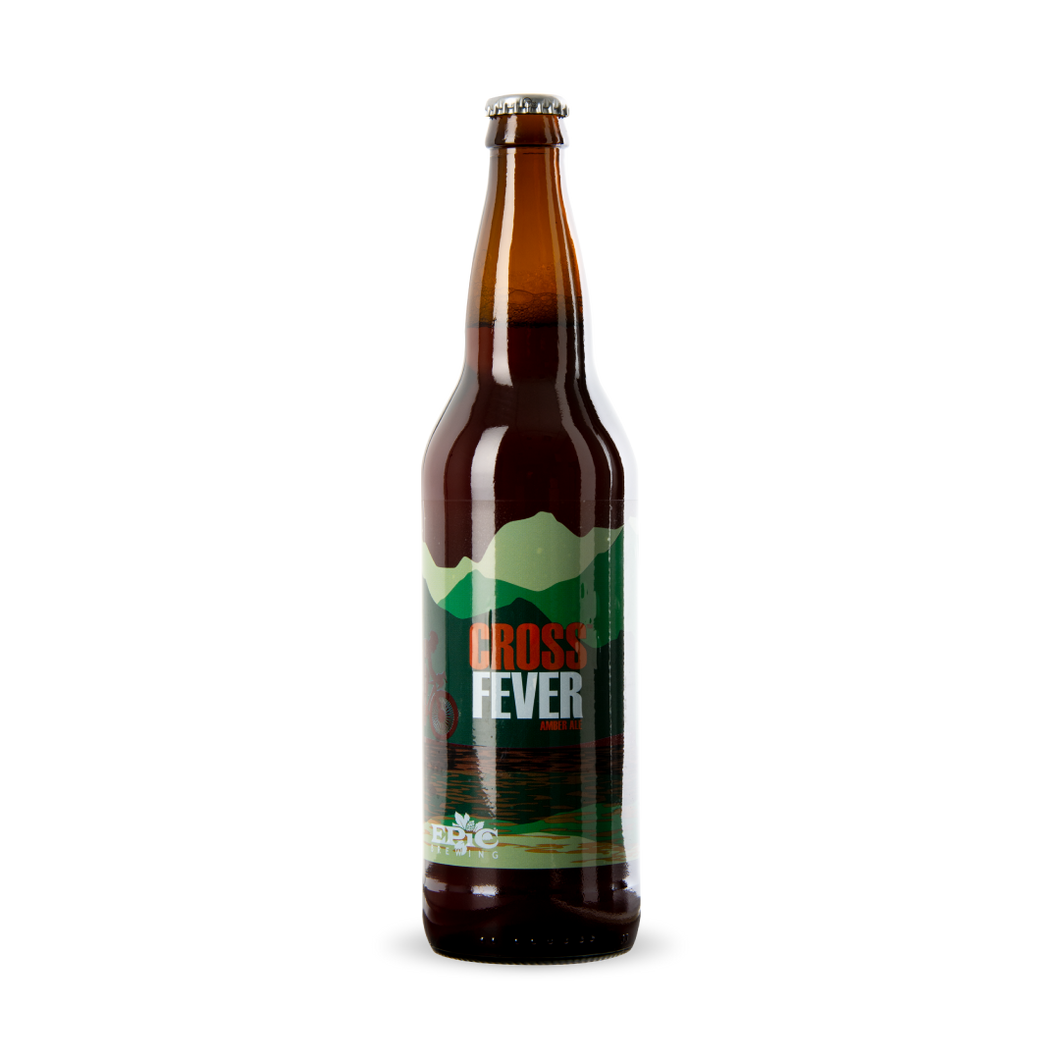 Epic Brewing Cross Fever Amber Ale