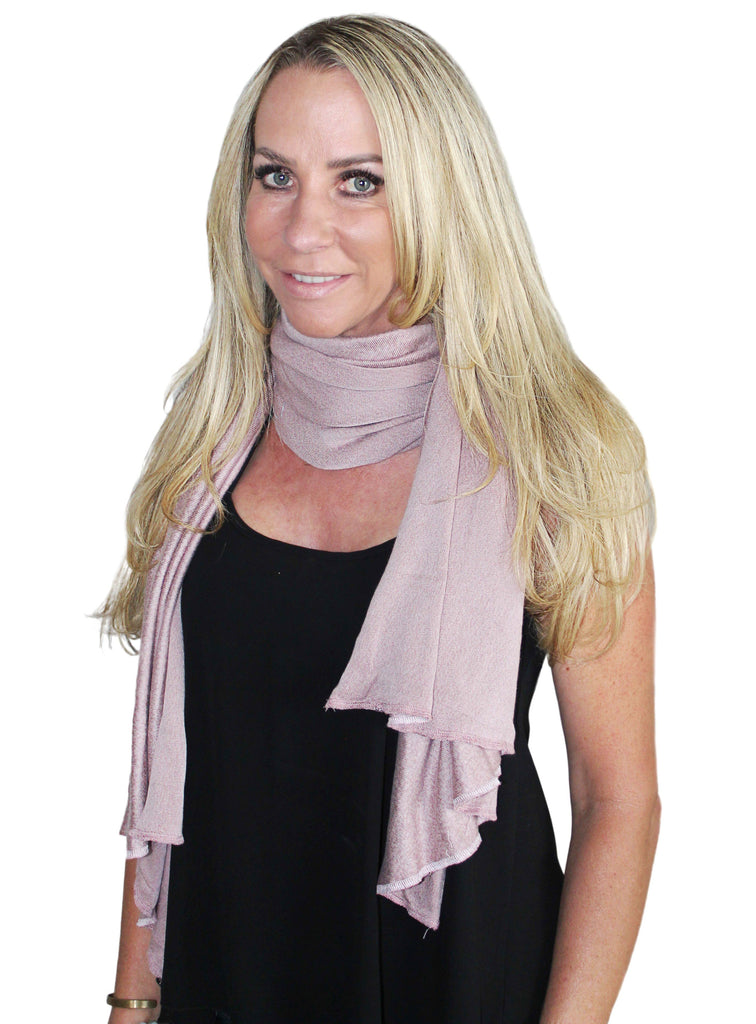 Safety Scarf with Built in Anti-microbial Mask - Chiki Diki