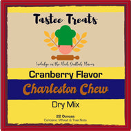 ORIGINAL CHARLESTON CHEW CRANBERRY FLAVOR (DRY MIX)