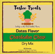 ORIGINAL CHARLESTON CHEW DATES FLAVOR (DRY MIX)