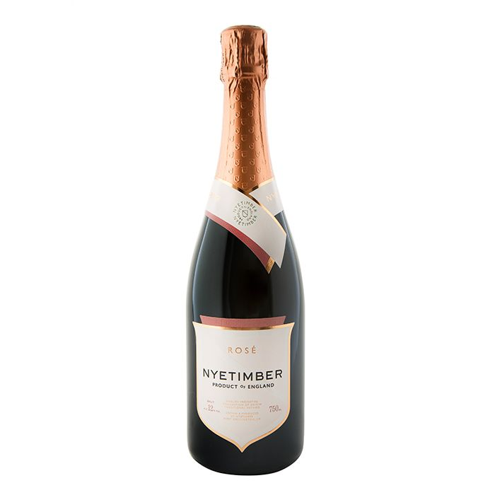 NEW YEARS EVE PAIRING SNACK AND STARTER  NYETIMBER | ROSE