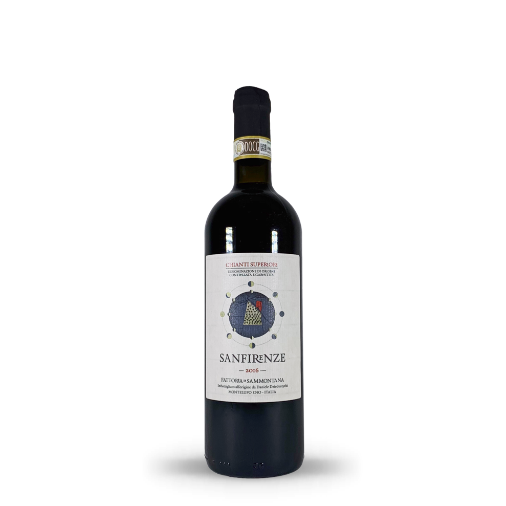New Years Eve main Course pairing - Chianti Superiore Docg 2016, Tuscany, Italy,