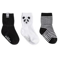 Load image into Gallery viewer, New Robeez Girls Socks 3 Pack