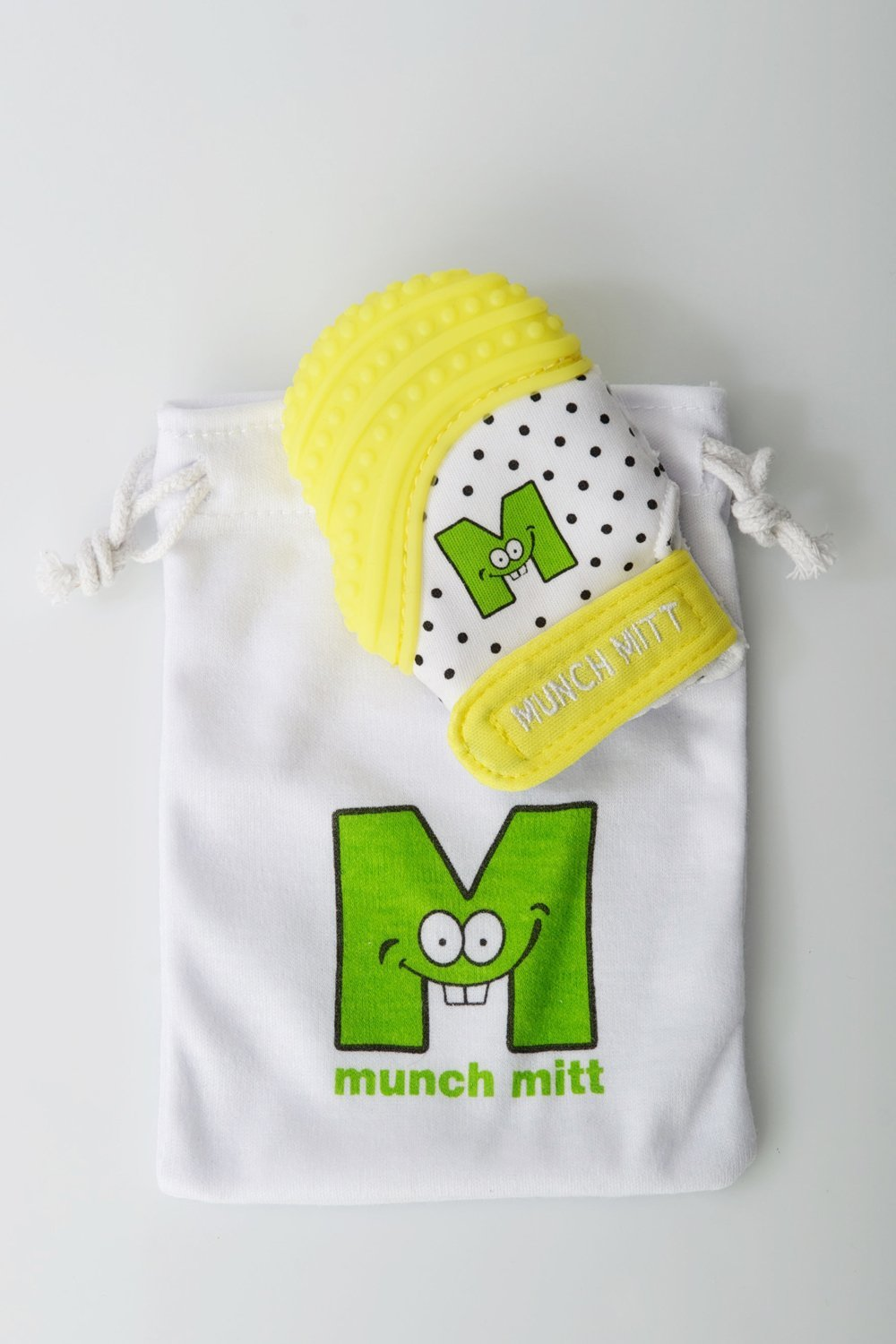 New Malarkey Munch Mitt Infant Teether MINI