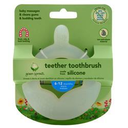 New Greensprouts Toothbrush Teether