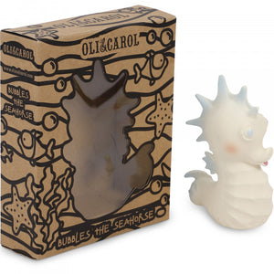 New Oli & Carol Teether Seahorse