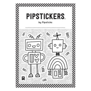 New Pipsticks Sticker Color-In (Multiple Styles)