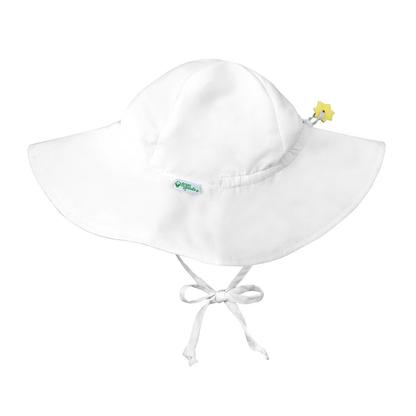 New i play Sun Hat Brim White