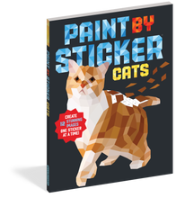 Load image into Gallery viewer, New Activity Book: Paint By Sticker