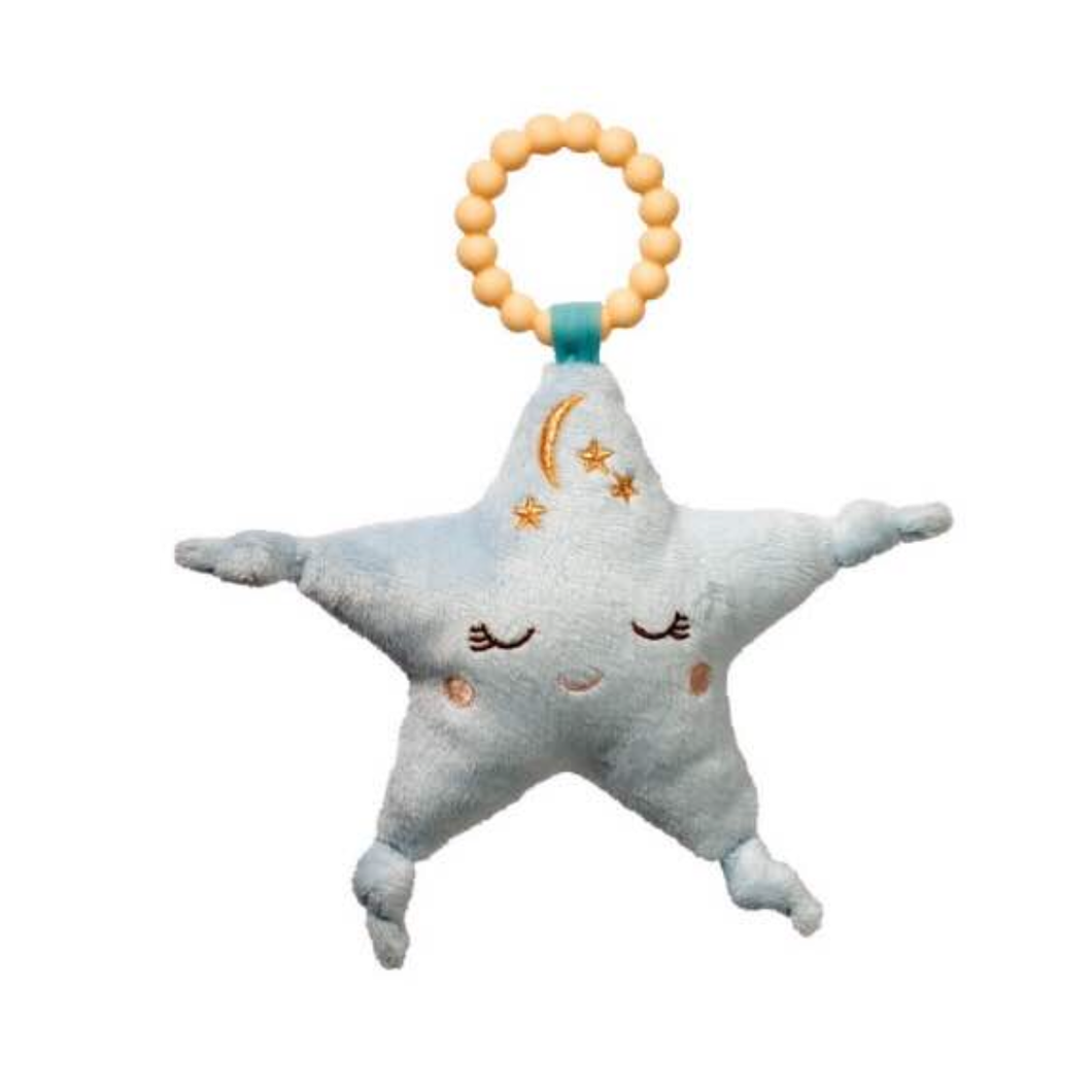 New Douglas Sshlumpie Teether Star